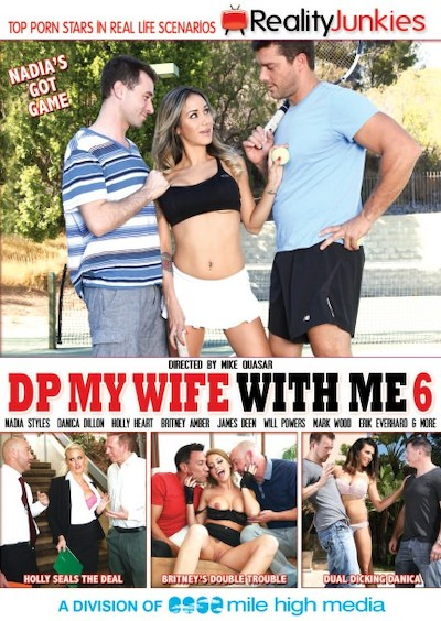DP My Wife With Me #06 Reality Porn DVD on RealityJunkies with Holly Heart
