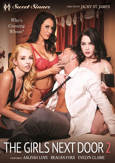 The Girls Next Door Vol. 2 Porn DVD on Mile High Media with Aaliyah Love, Mark Wood, Michael Vegas, Nathan Bronson, Seth Gamble, Reagan Foxx, Evelyn Claire