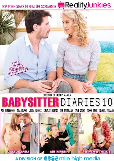 Babysitter Diaries #10 Reality Porn DVD on RealityJunkies with Ash Hollywood