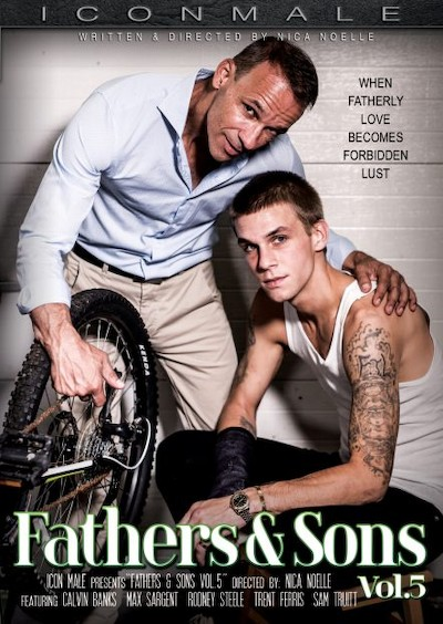 Fathers And Step-Sons 5 - Calvin Banks, Max Sargent, Sam Truitt, Rodney Steele, Trent Ferris