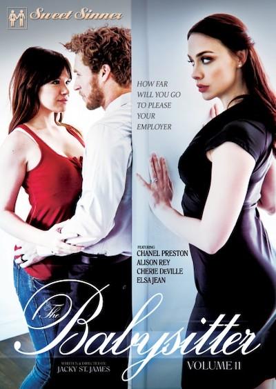 The Babysitter #11 Porn DVD on Mile High Media with Alison Rey, Chanel Preston, Elsa Jean, Cherie DeVille, Damon Dice, Michael Vegas, Ramon Nomar, Ryan Mclane