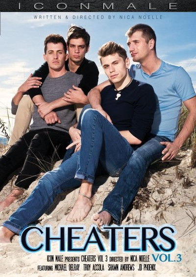 Cheaters 3 - Michael Delray, JD Phoenix, Shawn Andrews, Troy Accola