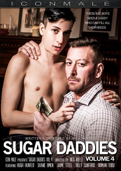 Sugar Daddies 4 - Billy Santoro, Hugh Hunter, Jaime Steel, Roman Todd, Shane Omen