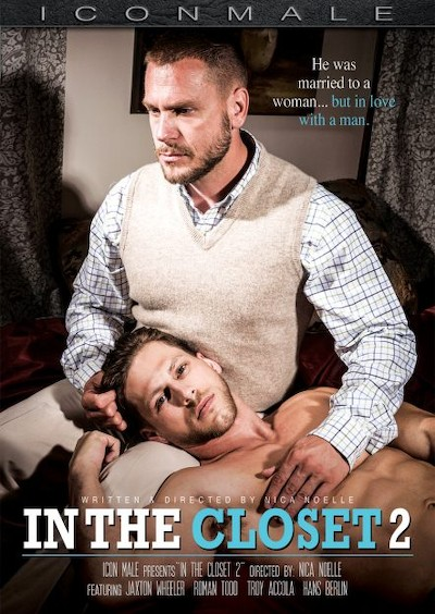In The Closet #02 - Hans Berlin, Roman Todd, Troy Accola, Jaxton Wheeler