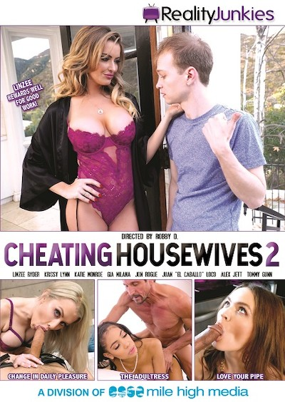 Cheating Houswives 2 Reality Porn DVD on RealityJunkies with Tommy Gunn