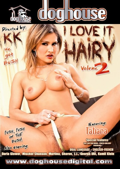 I Love It Hairy Volume 02