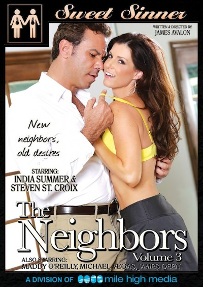 The Neighbors #03 Porn DVD on Mile High Media with James Deen, India Summer, Maddy OReilly, Michael Vegas, Steven St. Croix