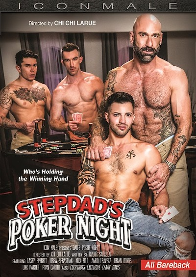Stepdad's Poker Night - Brian Bonds, Casey Everett, Nick Fitt, Zario Travezz, Link Parker, Clark Davis, Ryan Carter, Drew Sebastian