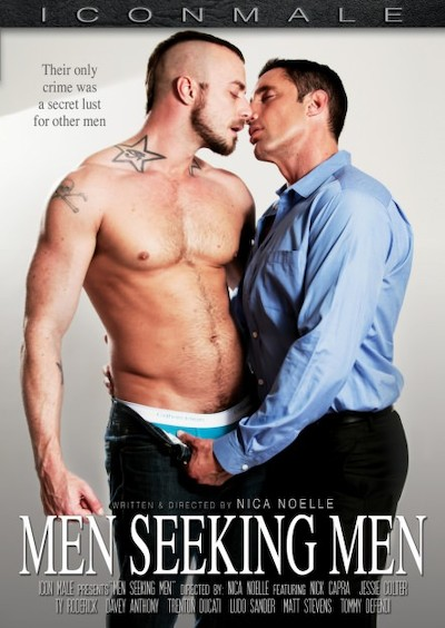 Men Seeking Men - Davey Anthony, Matt Stevens, Jessie Colter, Tommy Defendi, Nick Capra, Ty Roderick, Trenton Ducati, Ludo Sander