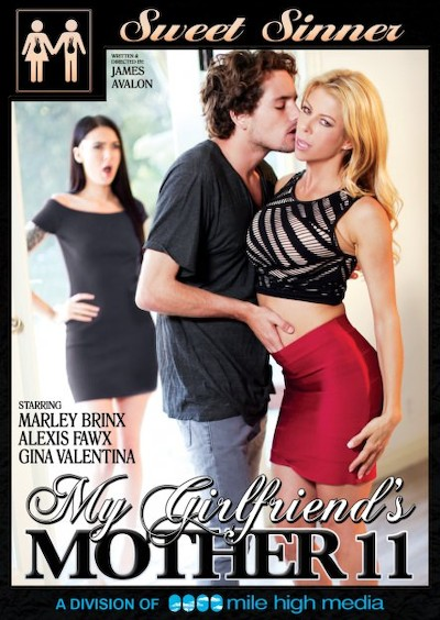 My Girlfriend's Mother #11 Porn DVD on Mile High Media with Alexis Fawx, Gina Valentina, Logan Pierce, Marcus London, Marley Brinx, Tyler Nixon