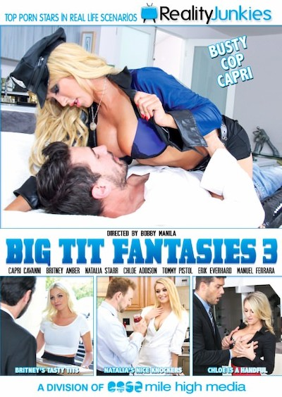 Big Tit Fantasies #03 Reality Porn DVD on RealityJunkies with Britney Amber