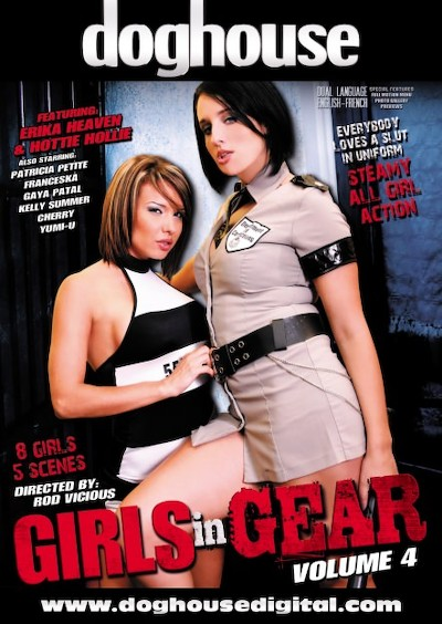 Girls In Gear Volume 04