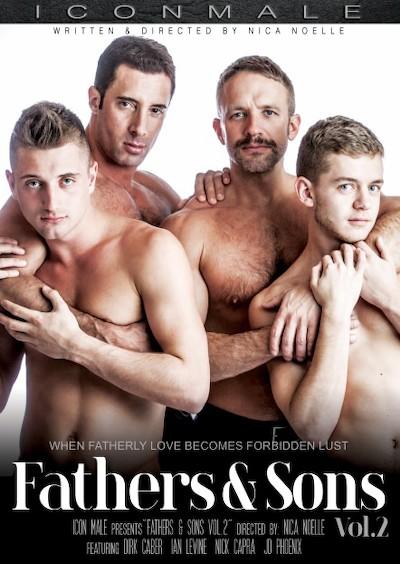 Fathers And Step-Sons 2 - Dirk Caber, Ian Levine, JD Phoenix, Nick Capra