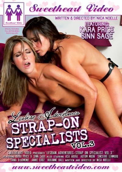 Lesbian Adventures Strap On Specialists Vol 03 Porn DVD on Mile High Media with Asa Akira, Annie Cruz, Dana DeArmond, Kara Price, Roxanne Hall, Sinn Sage, Sincerre Lemmore, Autum Moon