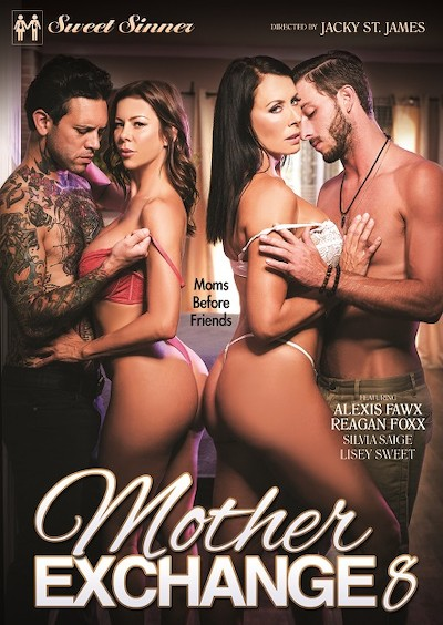 Mother Exchange 8 Premium Porn DVD on SweetSinners with Alexis Fawx