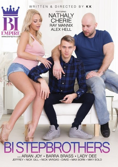 Bi Stepbrothers Bisexual Orgy on Bi Empire with Alex Hell