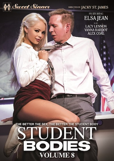 Student Bodies Vol.8 Premium Porn DVD on SweetSinners with Alex Coal