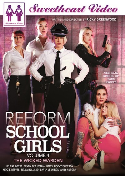 Reform School Girls Volume 4 Porn DVD on Mile High Media with Kenna James, Kenzie Reeves, Penny Pax, Shyla Jennings, Anny Aurora, Rocky Emerson, Bella Rolland, Helena Locke
