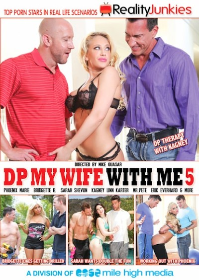DP My Wife With Me #05 Reality Porn DVD on RealityJunkies with Bridgette B.