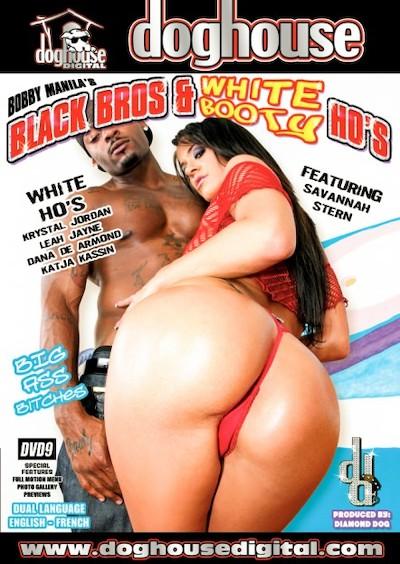 Black Bros And White Booty Ho's Porn DVD on Mile High Media with Dana DeArmond, Leah Jaye, Krystal Jordan, Katja Kassin, Savannah Stern