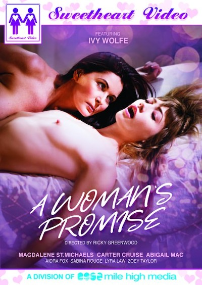 A Woman's Promise Porn DVD on Mile High Media with Aidra Fox, Abigail Mac, Carter Cruise, Ivy Wolfe, Sabina Rouge, Zoey Taylor, Lyra Law, Magdalene St. Michaels