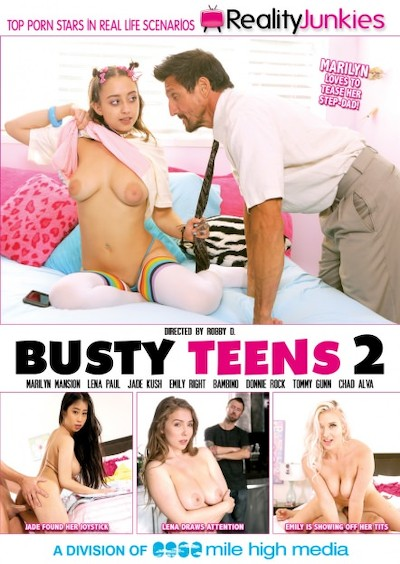 Busty Teens #02 Reality Porn DVD on RealityJunkies with Emily Right