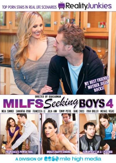 MILFs Seeking Boys #04 Reality Porn DVD on RealityJunkies with Francesca Le