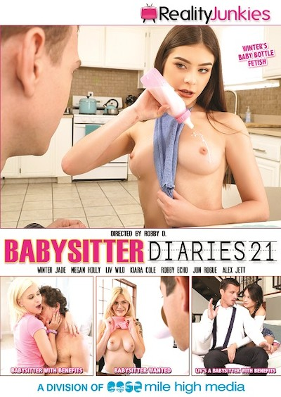 Babysitter Diaries 21 Reality Porn DVD on RealityJunkies with Robby Echo