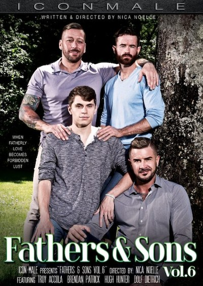 Fathers And Step-Sons 6 - Brendan Patrick, Dolf Dietrich, Hugh Hunter, Troy Accola