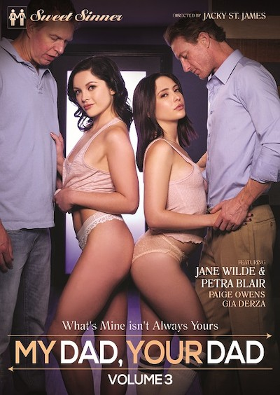My Dad Your Dad 3 Porn DVD on Mile High Media with Gia Derza, Mark Wood, Jane Wilde, Ryan Mclane, Paige Owens, Petra Blair