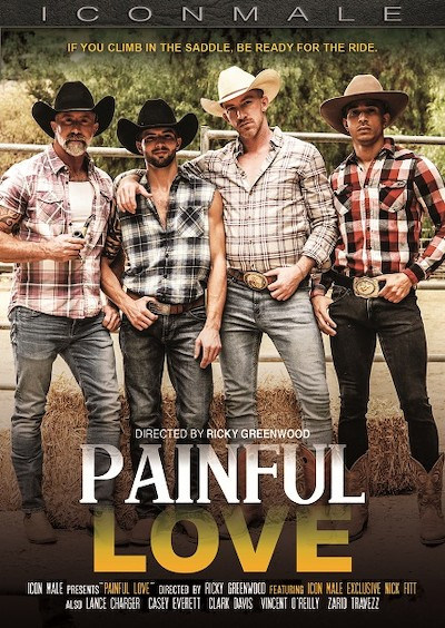 Painful Love - Casey Everett, Nick Fitt, Zario Travezz, Clark Davis, Lance Charger, Vincent Orielly