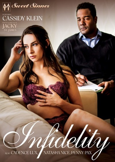 Infidelity Porn DVD on Mile High Media with Chad White, Cadence Lux, Cassidy Klein, Lucas Frost, Ramon Nomar, Penny Pax, Natasha Nice, Tyler Knight