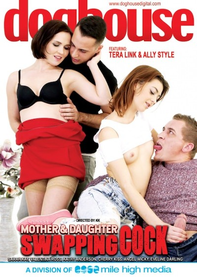 Mother Daughter Swapping Cock Porn DVD on Mile High Media with Ally Style, Angelo Godshack, Angel Wicky, Don Diego, Cherry Kiss, George Uhl, Charlie Dean, Mark Zicha, Kathy Anderson, Matt Darco, Raul Costa, Sarah Kay, Tera Link, Valentina Ross, Steve Q, Evelina Darling