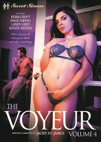 The Voyeur Vol. 4 Porn DVD on Mile High Media with Lucas Frost, Kenzie Reeves, Nathan Bronson, Ryan Mclane, Paige Owens, Keira Croft, Laney Grey