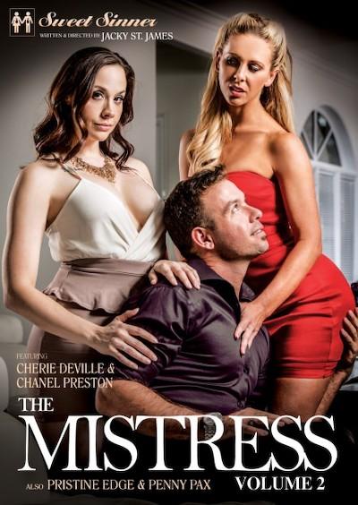 The Mistress #02 Porn DVD on Mile High Media with Chad White, Chanel Preston, Derrick Pierce, Cherie DeVille, James Deen, Pristine Edge, Penny Pax, Tyler Knight