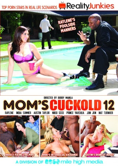 Mom's Cuckold #12 Reality Porn DVD on RealityJunkies with Austin Taylor
