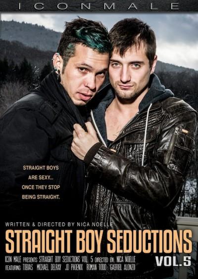 Straight Boy Seductions 5 - Gabriel Alanzo, Michael Delray, JD Phoenix, Roman Todd, Tobias
