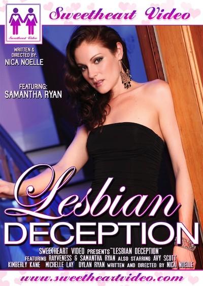 Lesbian Deception Porn DVD on Mile High Media with Avy Scott, Danny, Michelle Lay, Samantha Ryan, RayVeness, Kimberly Kane, Dylan Ryan