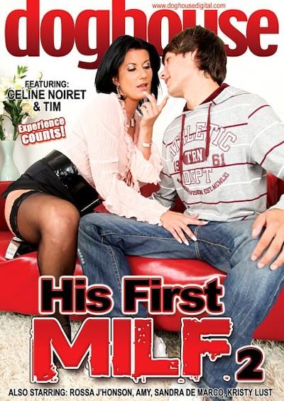 His First MILF #02 Porn DVD on Mile High Media with Amy, Benito Moss, Celine Noiret, Kristy Lust, Lucky Taylor, Rossa J'Honson, Ricky Silverado, Nathan Eclain, Sandra De Marco, Tim