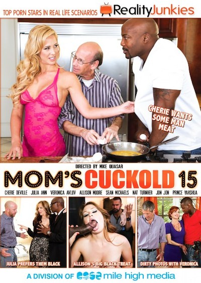 Mom's Cuckold #15 Porn DVD on Mile High Media with Allison Moore, Cherie DeVille, Julia Ann, Jon Jon, Sean Michaels, Nat Turner, Prince Yahshua, Will Powers, Veronica Avluv