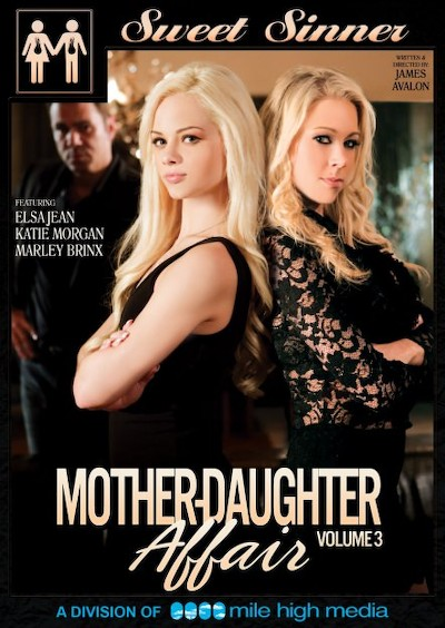 Mother-Daughter Affair #03 Porn DVD on Mile High Media with Evan Stone, Elsa Jean, Katie Morgan, Marley Brinx, Tyler Nixon, Steven St. Croix