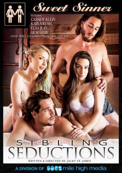 Step-Sibling Seductions Porn DVD on Mile High Media with Aidra Fox, Cassidy Klein, Elsa Jean, Chad Alva, Logan Pierce, Karla Kush, Lucas Frost, Tyler Nixon
