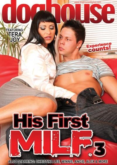 His First MILF #03 Porn DVD on Mile High Media with Alex, Angelo Godshack, Angie, Cage, Denis Reed, Christina Lee, Mark Zicha, Ricky Silverado, Winnie Patrick, Tera Joy, George