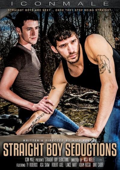 Straight Boy Seductions - Adam Russo, Asa Shaw, Dirk Caber, Lance Hart, Robert Axel, Ty Roderick