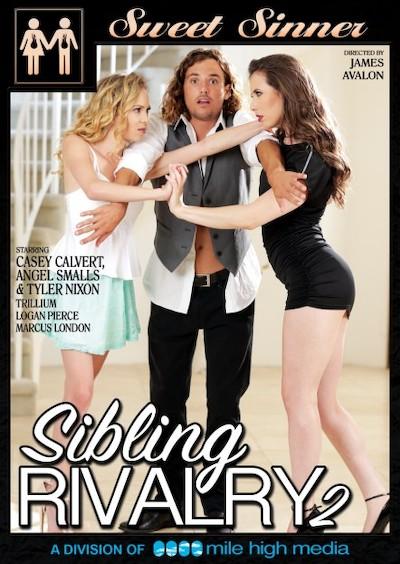 The Rivalry #02 Porn DVD on Mile High Media with Angel Smalls, Casey Calvert, Logan Pierce, Marcus London, Tyler Nixon, Trillium