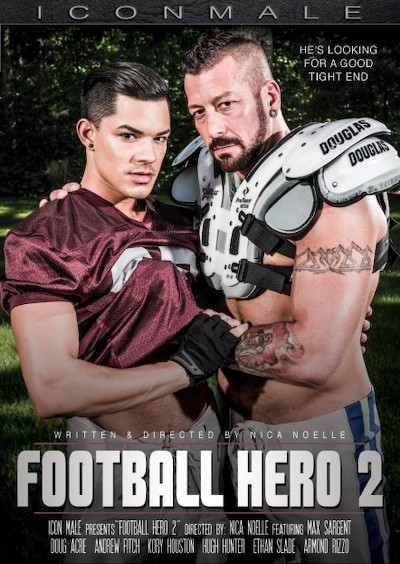 Football Hero 2 - Andrew Fitch, Armond Rizzo, Ethan Slade, Doug Acre, Hugh Hunter, Max Sargent, Kory Houston
