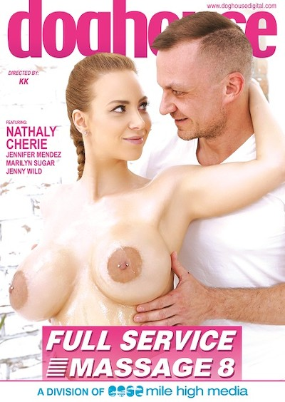 Full Service Massage Vol. 8 Reality Porn DVD and Orgies on DogHouseDigital with Cage