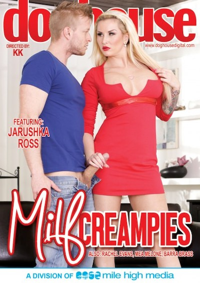 MILF Creampies Porn DVD on Mile High Media with Alex Hell, Denis Reed, Barra Brass, Mea Melone, Jarushka Ross, Rachel Evans, Ricky, Steve Q