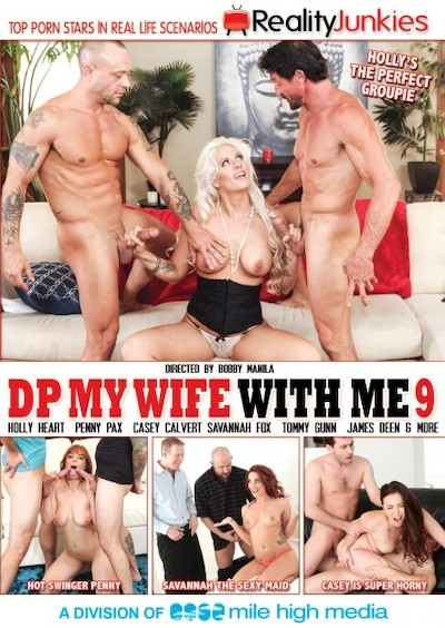 DP My Wife With Me #09 Reality Porn DVD on RealityJunkies with Holly Heart