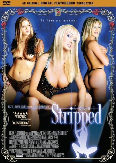 Devon Stripped - Devon, Monica Mayhem, Daniella Rush, Barrett Blade, Monica Sweetheart, Chennin Blanc, Herschel Savage, Ginger Lynn
